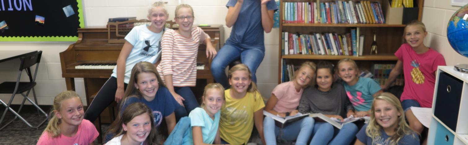 7th Grade Girls